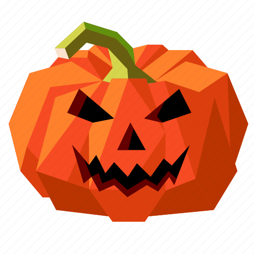 halloween, holiday, jack-o-lantern, lantern, pumpkin, scary, spooky icon