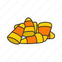 candy, desert, sweets, trick or treat icon