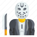 character, costume, halloween, horror, killer, mask, scary