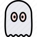 avatar, costume, ghost, halloween, october icon