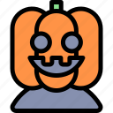 avatar, costume, halloween, october, pumpkin icon