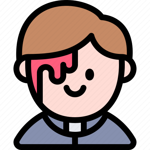 avatar, costume, halloween, october, priest icon
