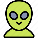 alien, avatar, costume, halloween, october icon