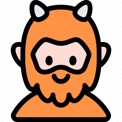 avatar, costume, halloween, monster, october icon