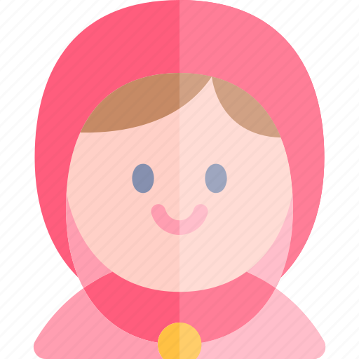 avatar, costume, halloween, hood, october, red icon