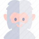 avatar, costume, halloween, october, yeti icon