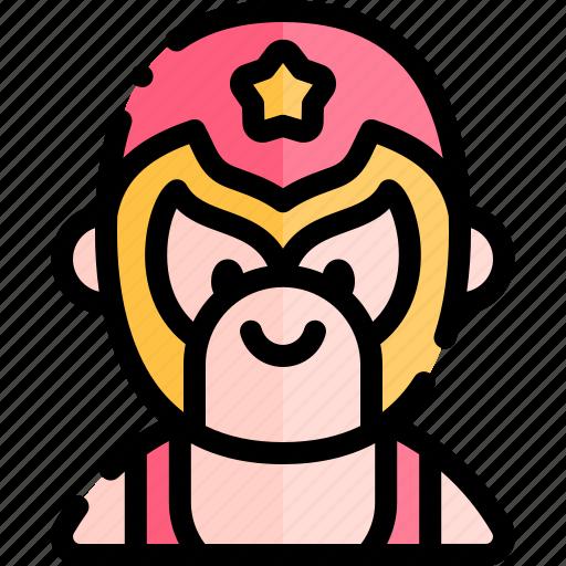 avatar, costume, halloween, october, wrestler icon