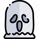 avatar, costume, halloween, october, screamer icon