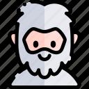avatar, costume, halloween, october, yeti icon