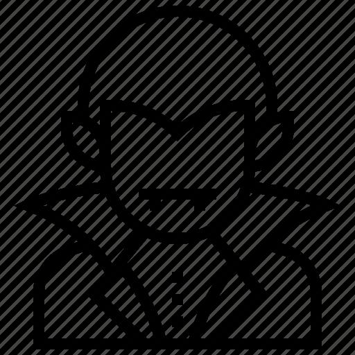 avatar, death, devil, dracula, halloween icon