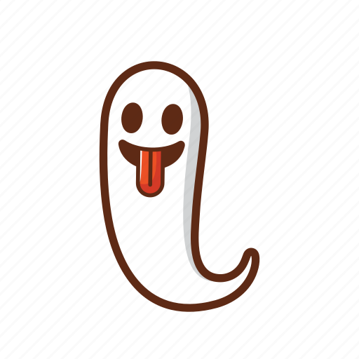 Fly, fun, ghost, halloween, scary, white icon - Download on Iconfinder