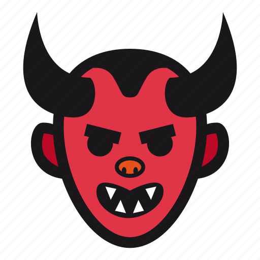 bad, devil, diabolic, evil, halloween, satan icon