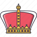 crown, fantasy, halloween, king, legend, story icon