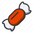candy, halloween, or, sweets, treat, trick icon