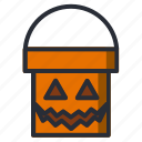 candy, halloween, sweets, treat, trick icon
