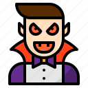 bat, dracula, ghost, halloween, vampire icon