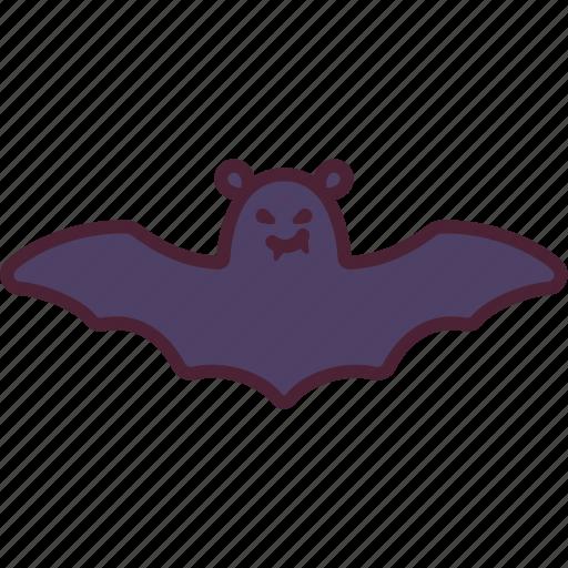 animal, bat, dracula, fly, halloween, pet, scary icon