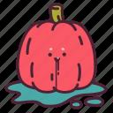 beast, halloween, horror, monster, pumpkin, scary, spooky