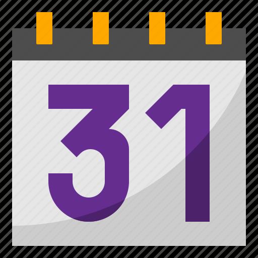 anniversary, calendar, date, halloween icon