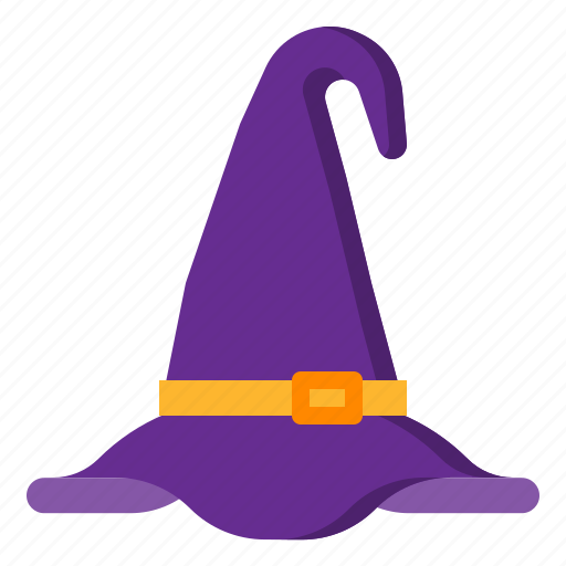 halloween, hat, magic, witch, wizard icon