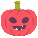 halloween, horror, jack, lantern, pumpkin, scary, spooky icon