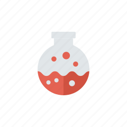 beaker, flask, lab, potion icon