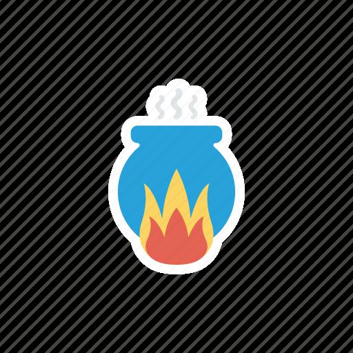 burner, cauldron, cook, kitchenstove icon