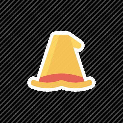 beanie, cap, hat, witch icon