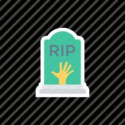 casket, cemetry, coffin, grave icon