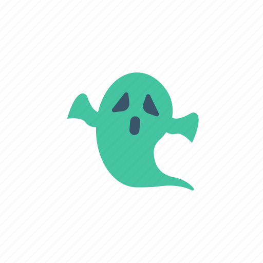 enemy, ghost, halloween, spooky icon