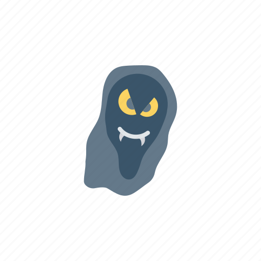 dracula, ghost, jester, spooky icon