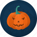 celebration, darkness, evil, halloween, holiday, pumpkin, vegetable icon