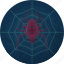 animal, celebration, cobweb, evil, halloween, holiday, spider icon