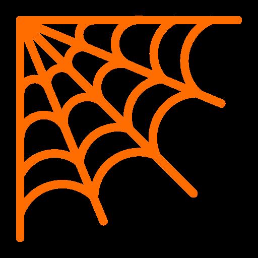 Halloween, horror, spider, web icon - Free download
