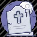 tomb, graveyard, grave, halloween