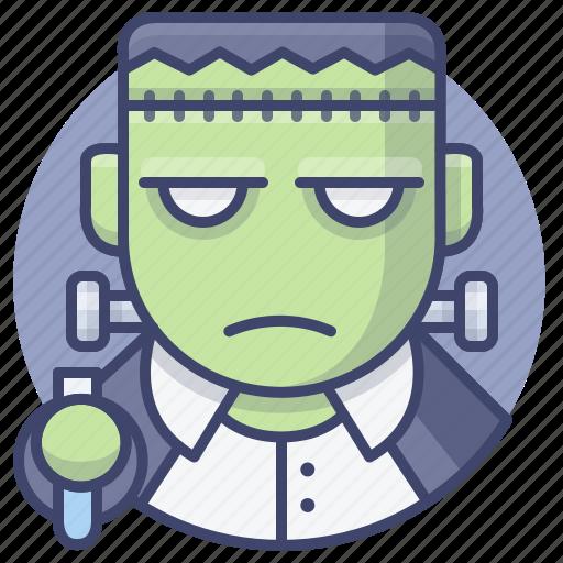 Halloween, frankenstein, monster icon - Download on Iconfinder