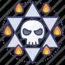 halloween, horror, ritual, rite