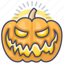 halloween, lantern, jack, pumpkin