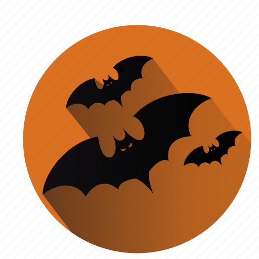 bat, batman, bats, creep, fear, halloween, monsters icon