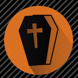 coffin, gravy, halloween, rip, tomb, tombstone, vampire icon