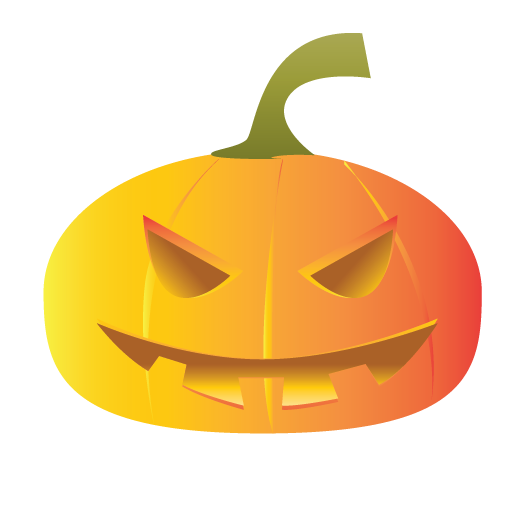 halloween, pumpkins, scary icon