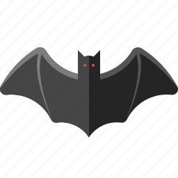 bat, batman, halloween icon