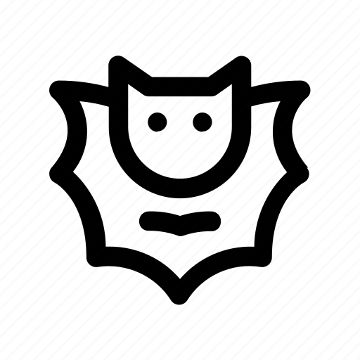 Animal, bat, fly, halloween, horror, night, vampire icon - Download on Iconfinder