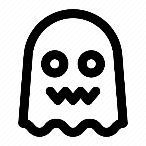 fear, ghost, halloween, horror, spooky icon