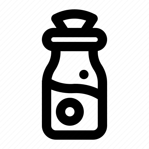 bottle, glass, halloween, liquid, magic, potion icon