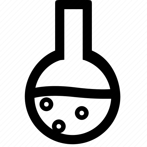 bulb, chemical, flask, liquid, magical, spell, toxic icon