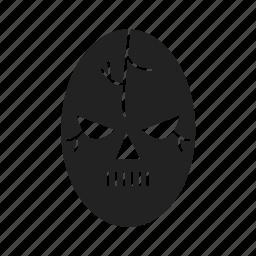 account, avatar, celebration, creepy, entertainment, halloween, mask icon