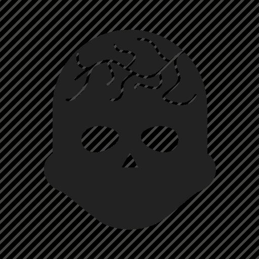 avatar, celebration, creepy, danger, dark, entertainment, halloween, mask, skull icon