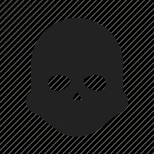 creepy, entertainment, halloween, mask, skull icon