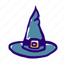 scary, poison, cap, hat, spooky, halloween, witch